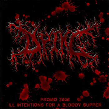 Dying - Ill Intentions for a Bloody Supper