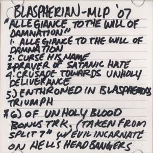 Blaspherian