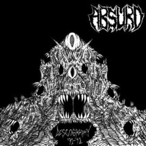 absurd-discography