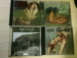 Emocaust records releases